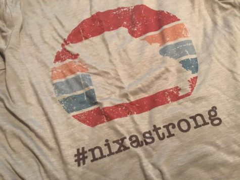 Luk Boutique has been selling #NixaStrong T-shirts for $30.