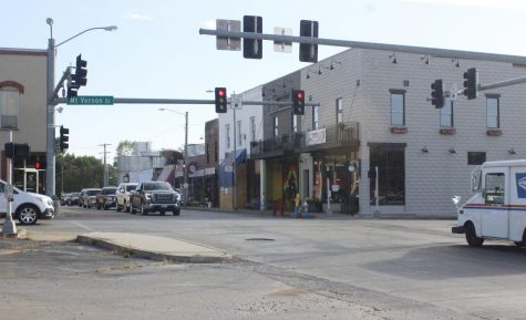 Nixas Main Street is being expanded this year.